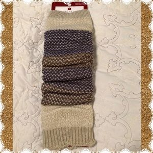 COPY - NWT Leg Warmers by Haute Leg